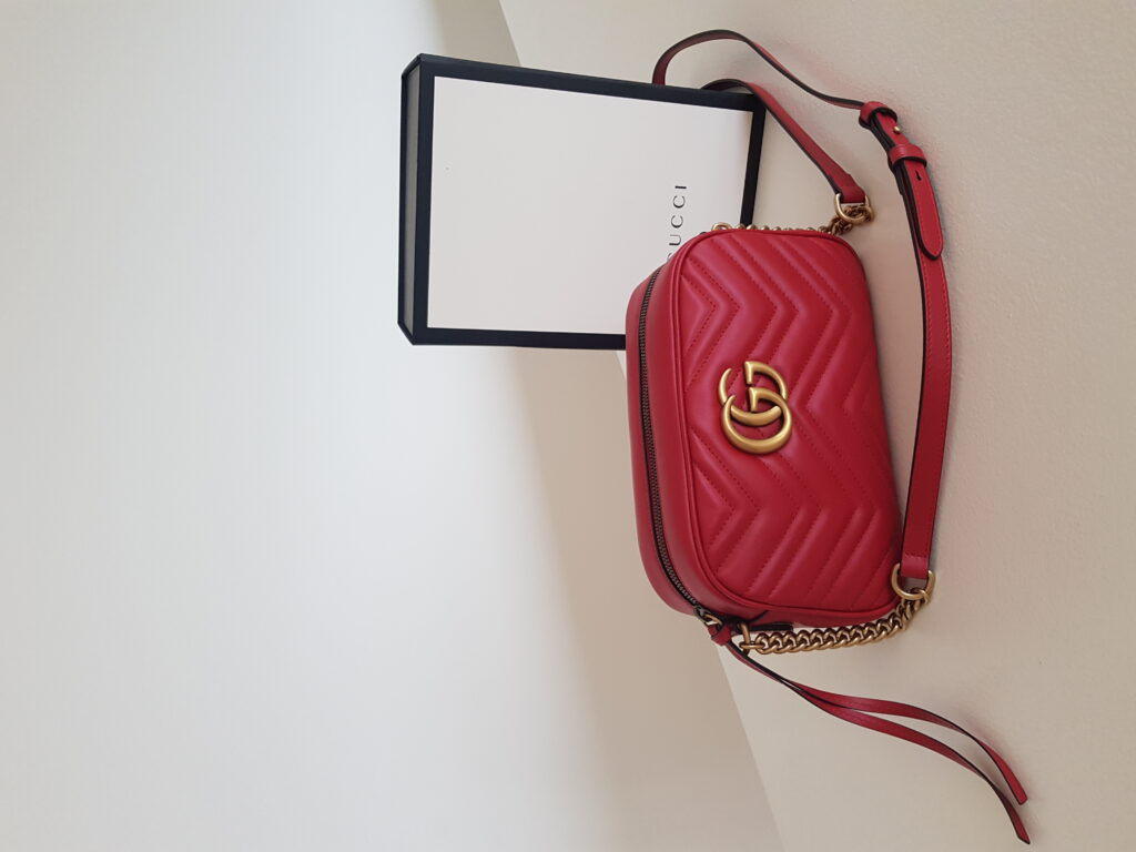 Best investment bags 2020: the Gucci Marmont Bag