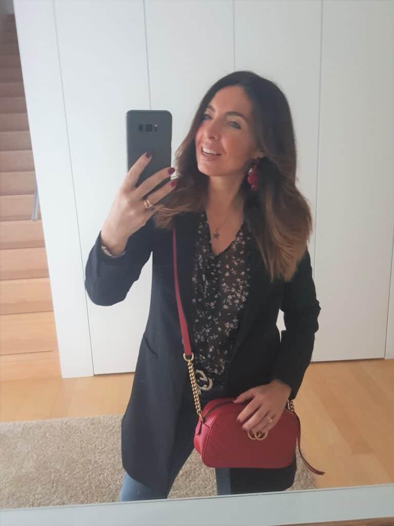 borsa Gucci Marmont Small