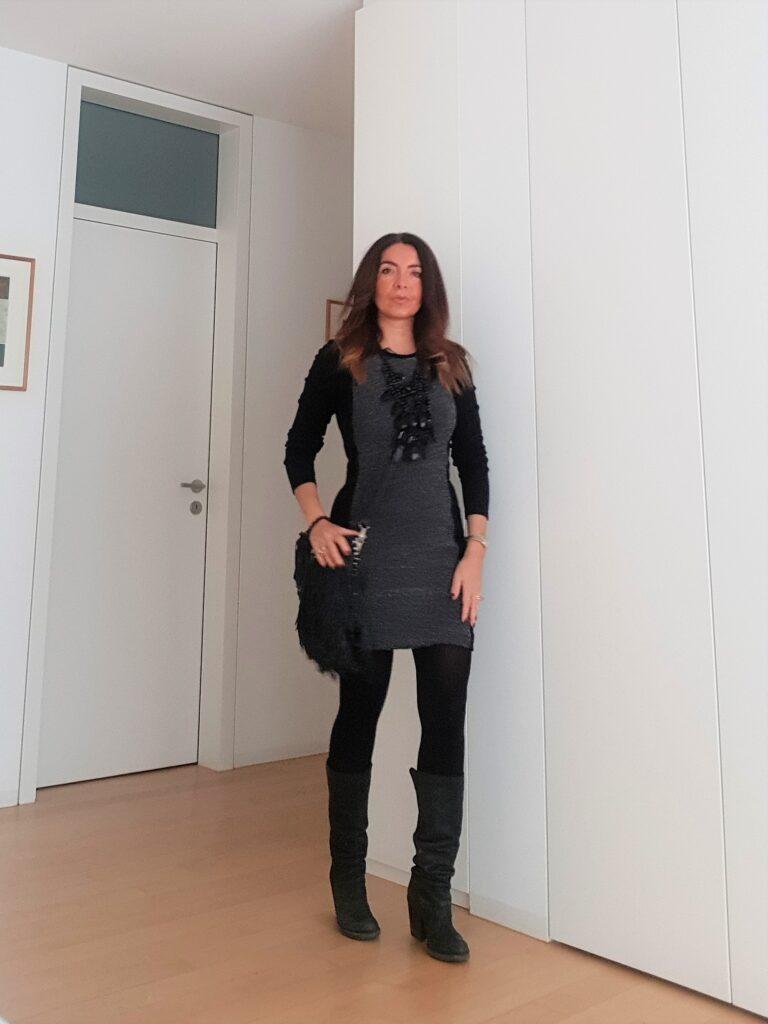 come vestirsi a 50 anni lunghezza giusta vestito