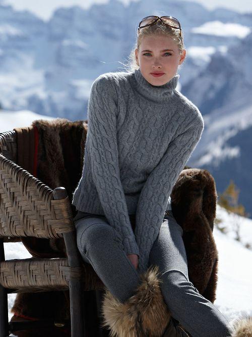 come vestirsi sulla neve se non si scia