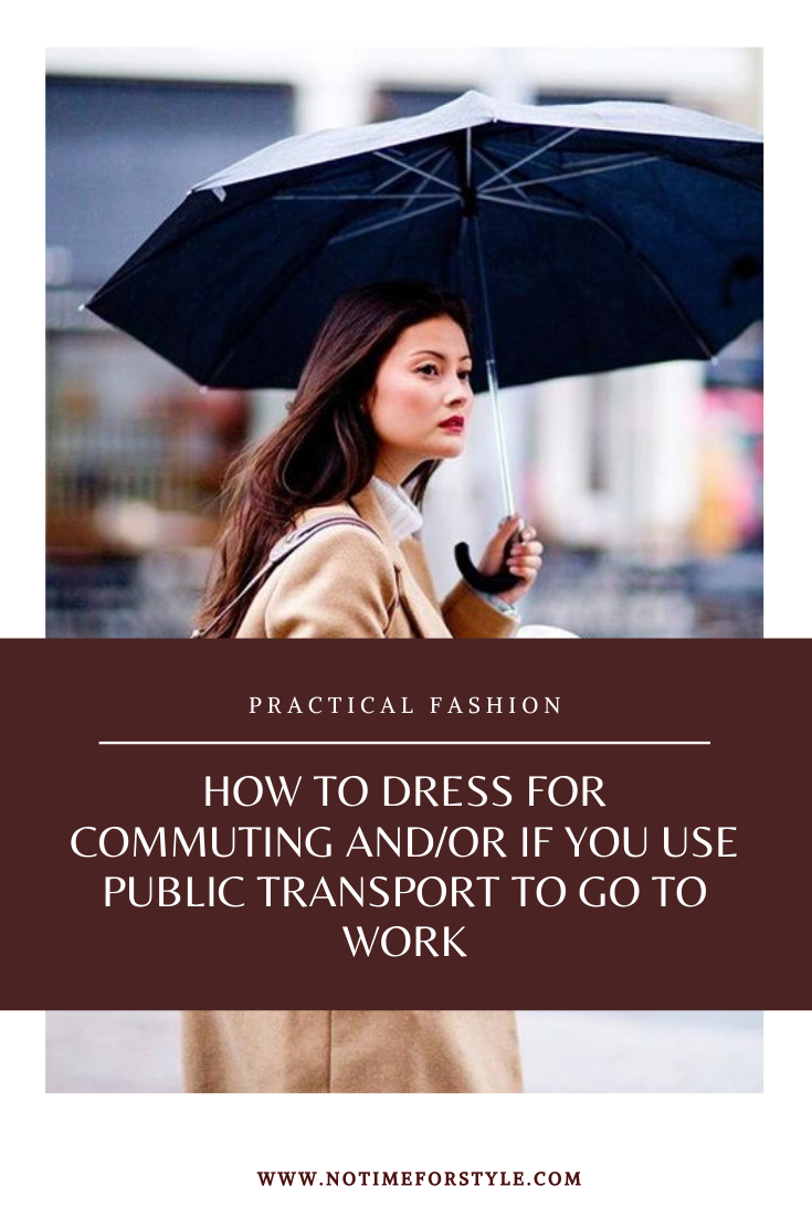 How to dress for commuting