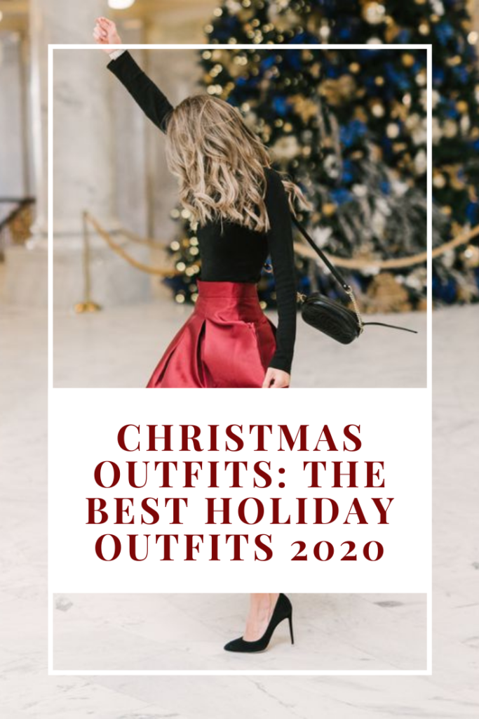 Christmas Outfits: best holiday outfits 2020