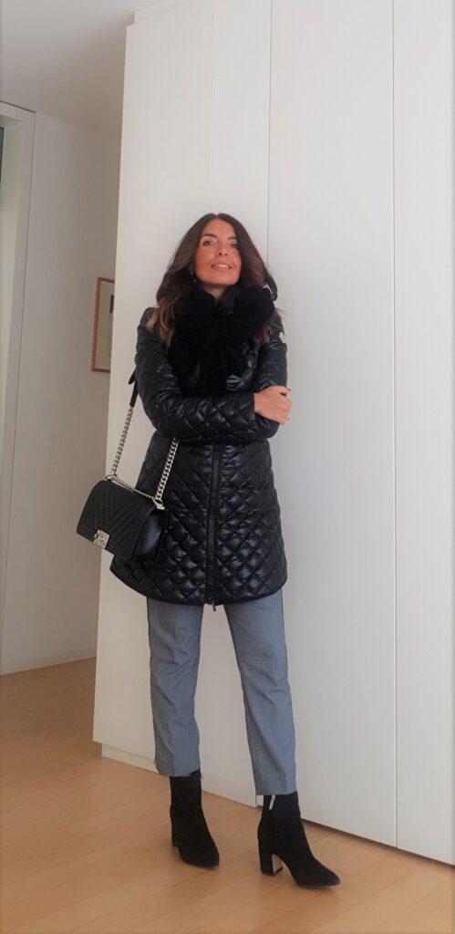 vestirsi a strati in inverno