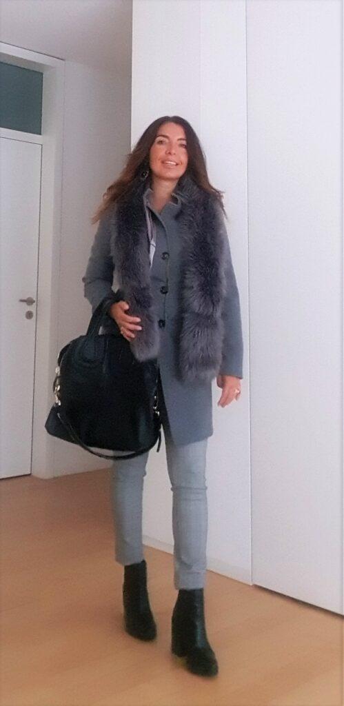 come abbinare il grigio negli outfit