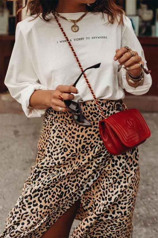 borsa a tracolla, tendenza della moda primavera estate 2020