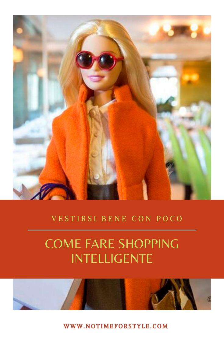come fare shopping intelligente