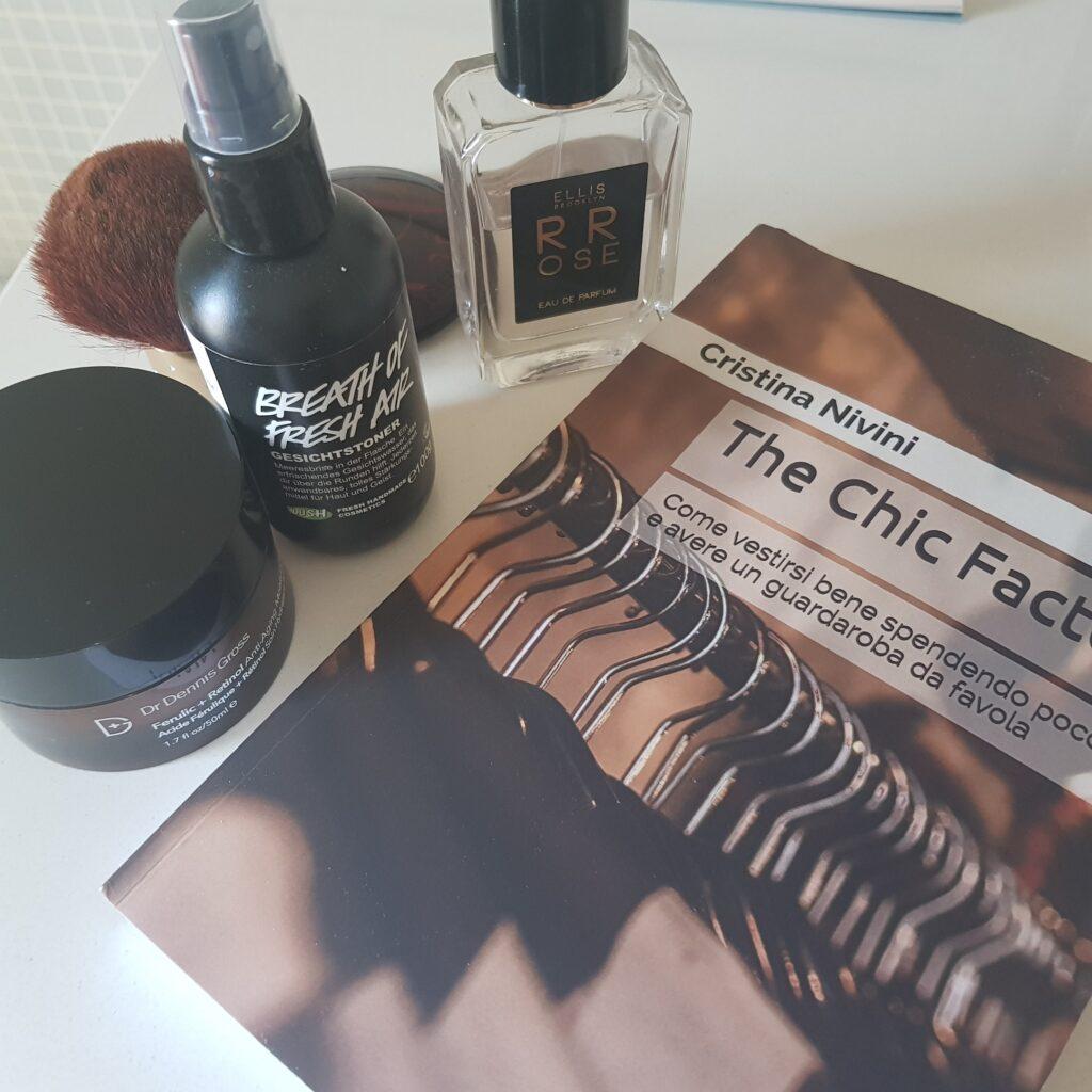 the chic factor libro di stile
