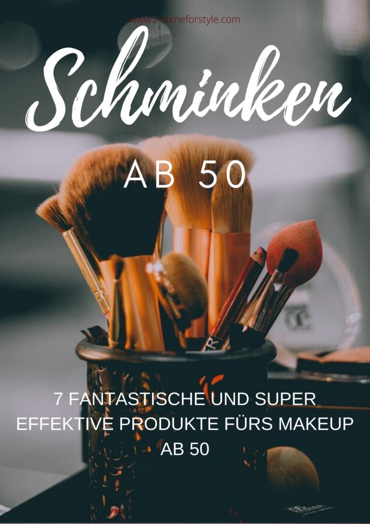 schminken ab 50