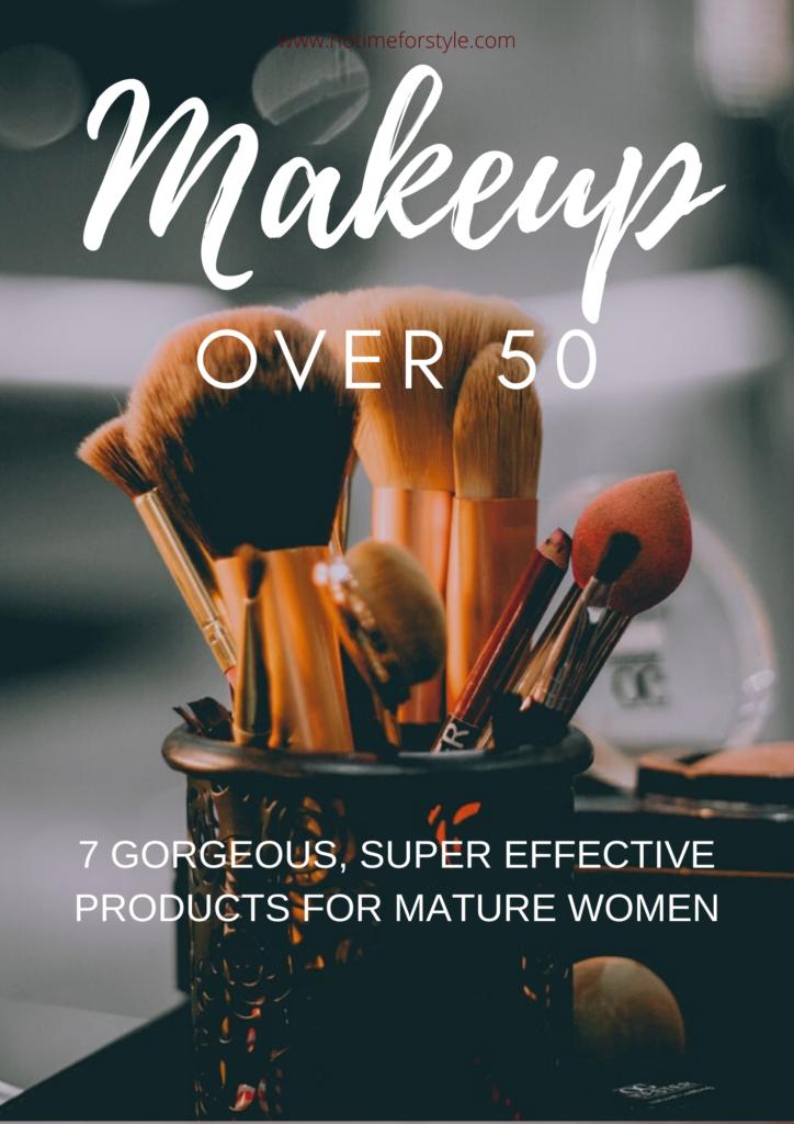 Makeup over 50: 7 gorgeous makeup products