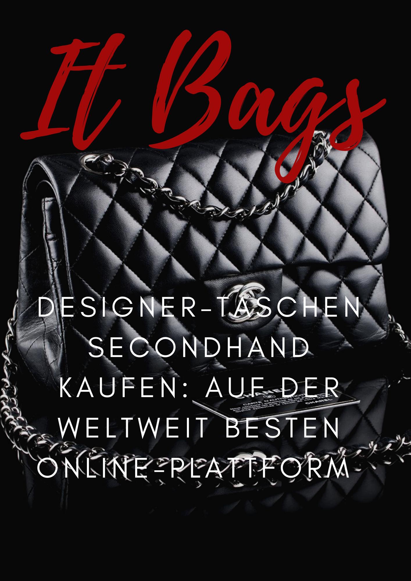 Designer-Taschen Secondhand kaufen