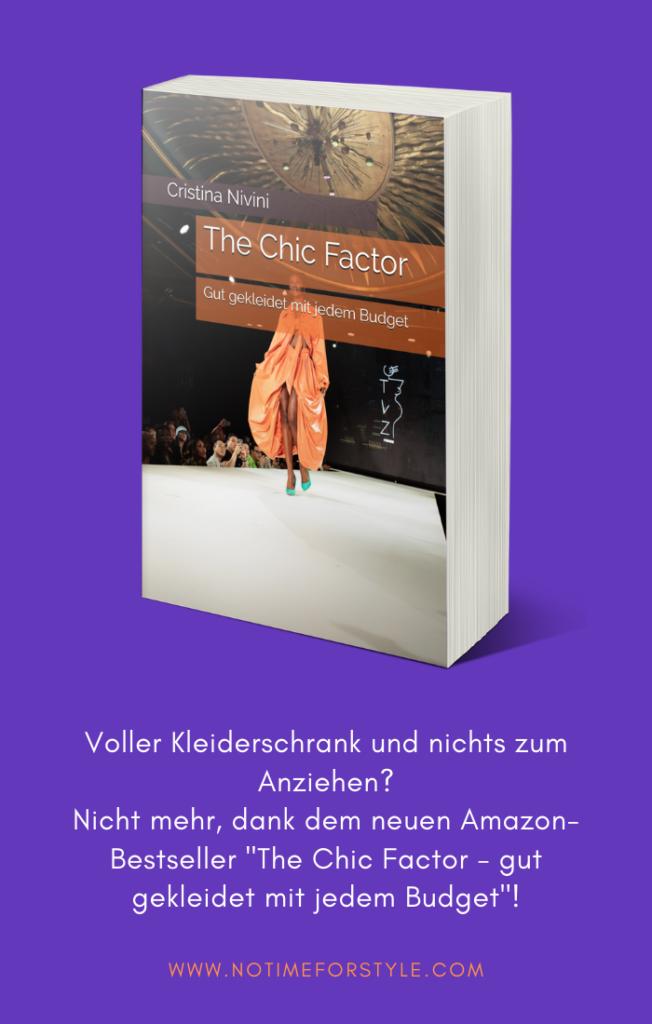 The Chif Factor auf Deutsch: grosser Stilberater. Gut gekleidet mit wenig Geld. Bei kleinem Budget gut angezogen. #mode #ü40 #ü50 #stil #sparen #guterstil #mode2020 #modetrends
