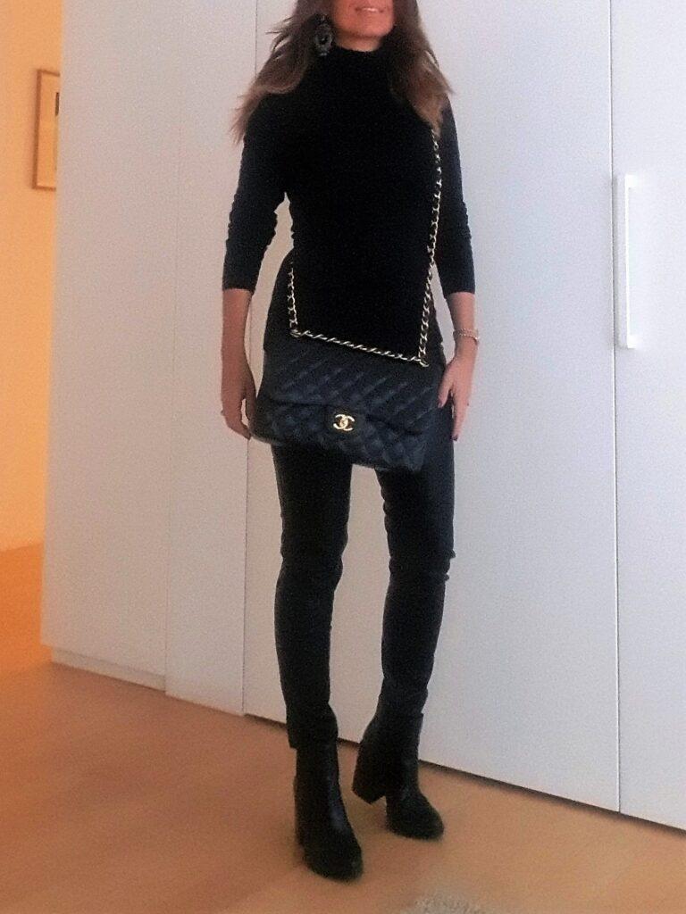 borse da donna indispensabili borse classiche chanel jumbo