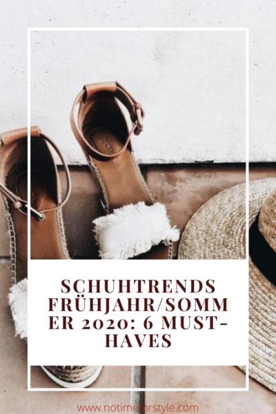 SCHUHTRENDS 2020
