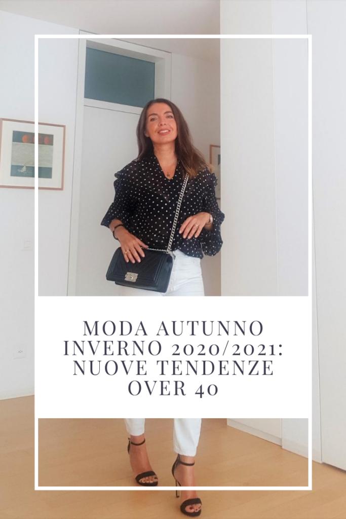Moda autunno inverno 2020 21 nuove tendenze moda donna 2021