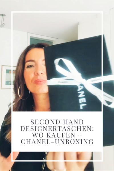 Second Hand Designertaschen: Wo kaufen + Chanel-Unboxing