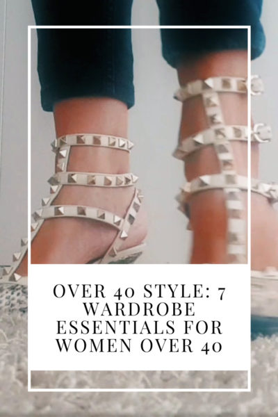 Over 40 Style: 7 Wardrobe Essentials for Women over 40