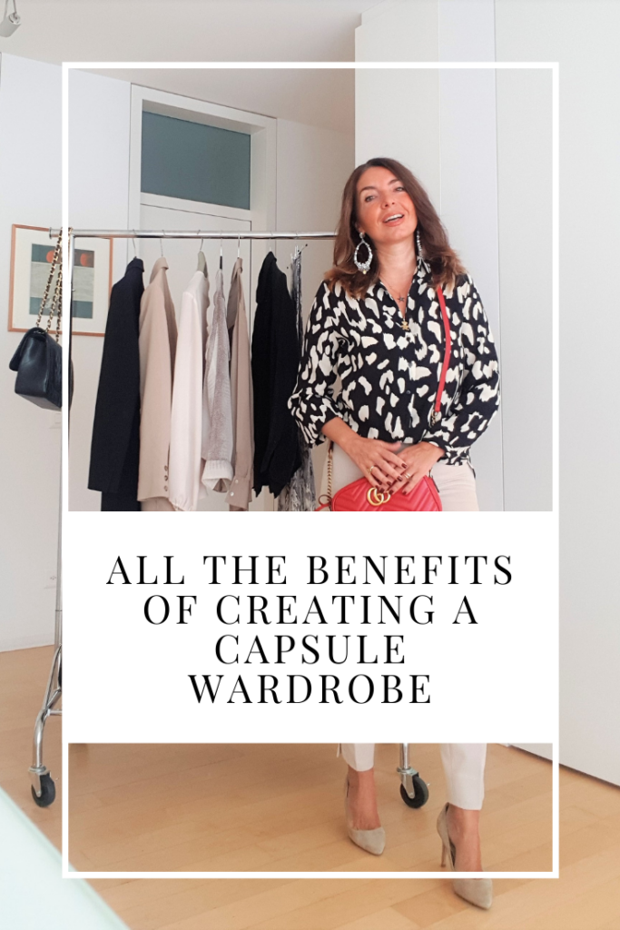 benefits of creating a capsule wardrobe
