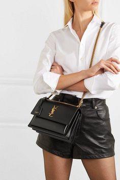 designer bags to buy 2021 ysl sunset bag