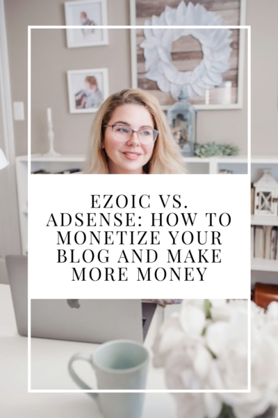 Ezoic vs Adsense: a complete Ezoic review