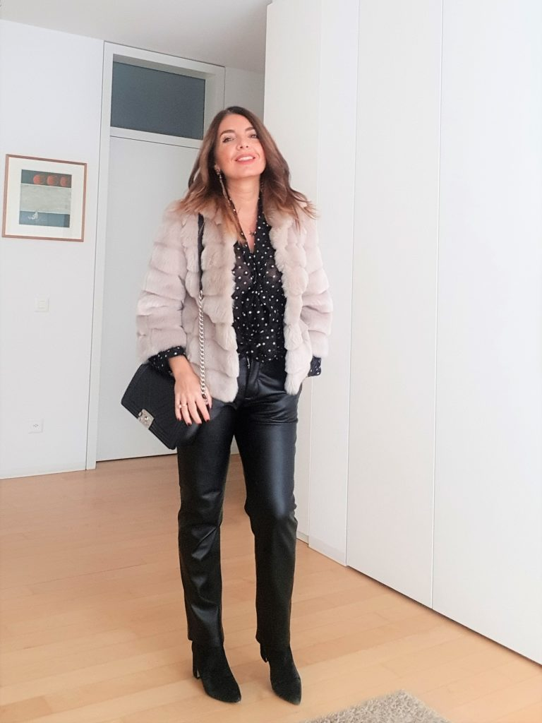 How to dress for Christmas: my capsule wardrobe