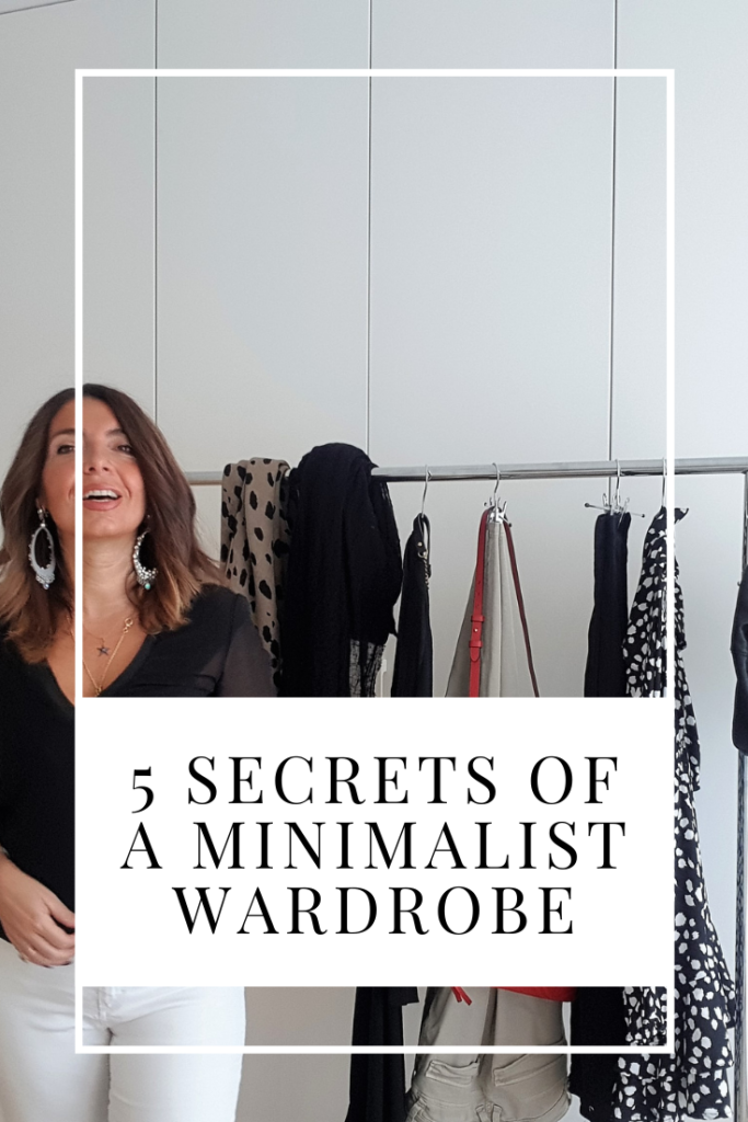minimalist wardrobe how to dress well for less