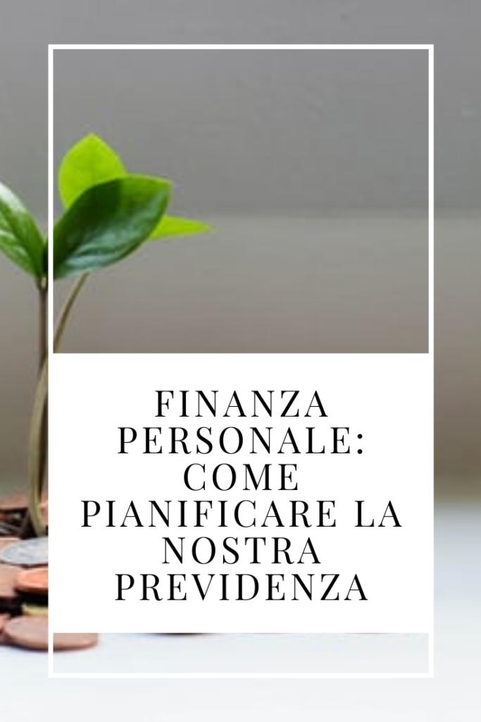 previdenza e finanza personale