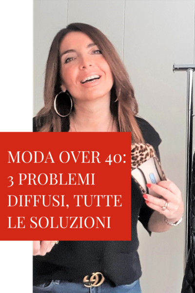 moda over 40 come vestirsi
