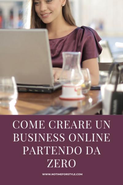 Come creare un business online partendo da zero