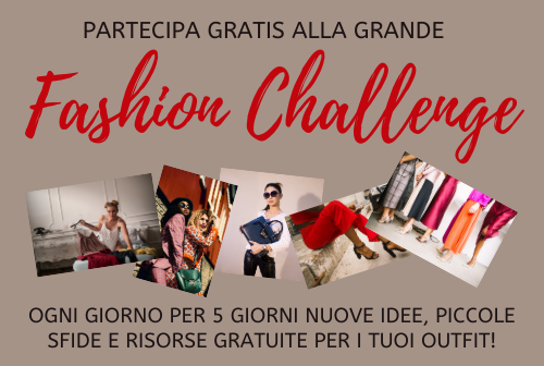 fashion challenge no time for style