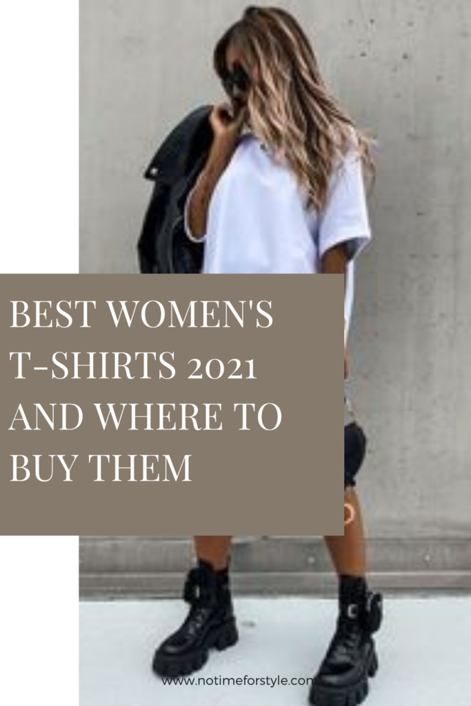 Best Women's T-shirts 2021 and Where to Buy them