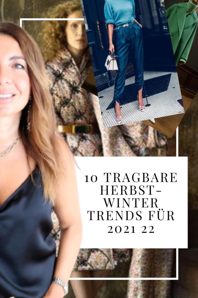 10 tragbare Herbst-Winter trends für 2021 22